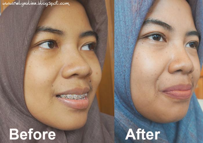 gambar review ke-3 untuk H2 Health & Happiness Firm Skin