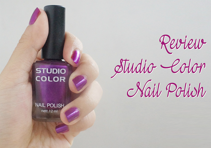 image review Studio Color Nail Polish