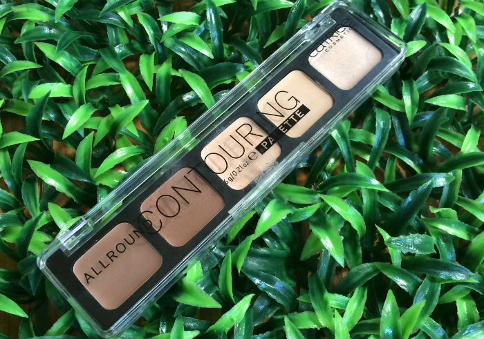 image review Catrice Allround Conturing Palette