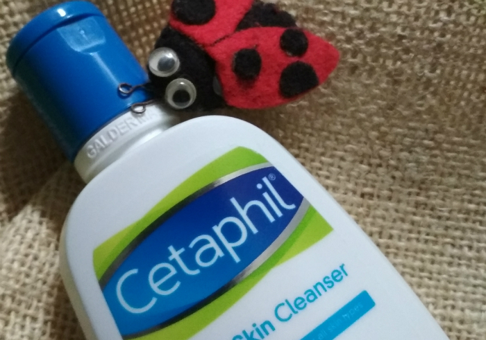image review Cetaphil Gentle Skin Cleanser
