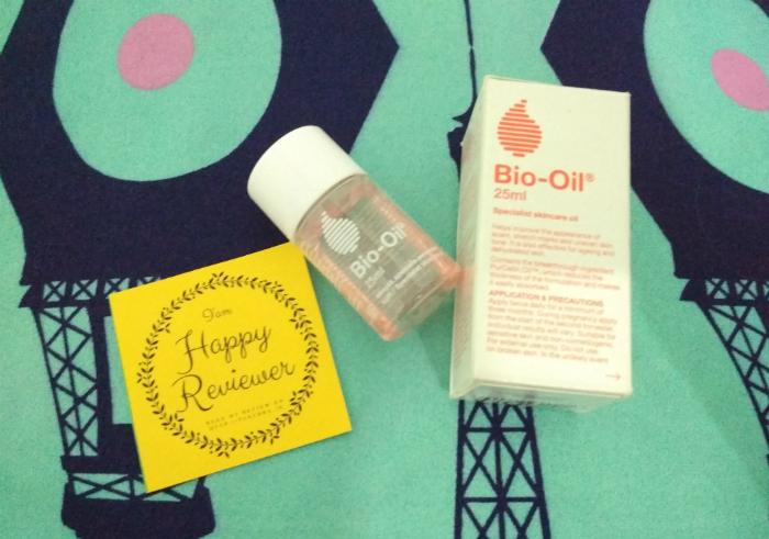 image review Bio-Oil Specialist Skincare Oil