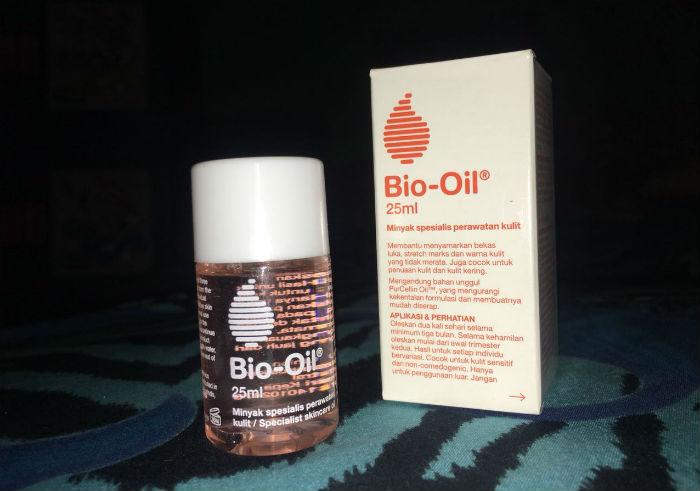 gambar review ke-1 untuk Bio-Oil Specialist Skincare Oil