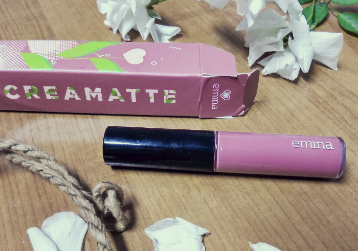 image review Emina Cream Matte Mauvelous