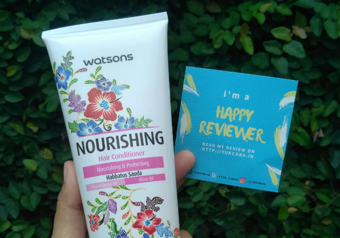 image review Watson Nourishing Hair Conditioner