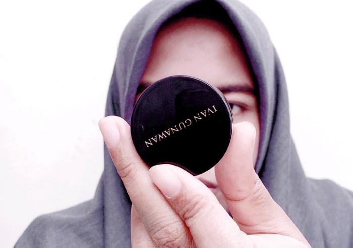 image review Ivan Gunawan Alysia Brows Desert Blend