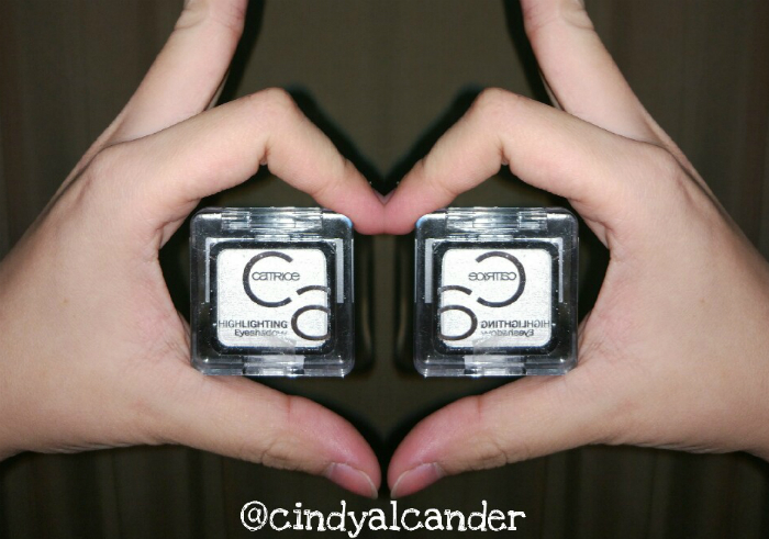 image review Catrice Highlighting Eyeshadow