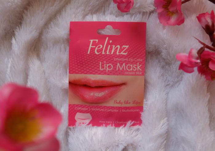 image review Felinz Lip Mask