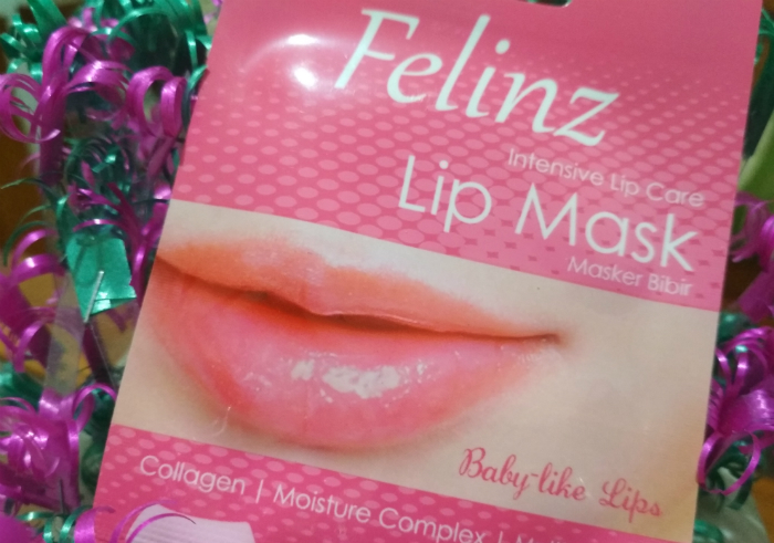 image review Felinz Lip Mask
