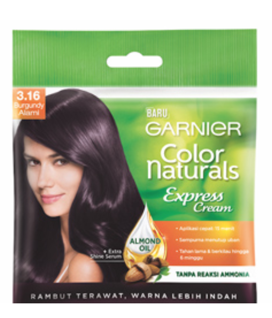 image review Garnier Color Naturals Express Cream