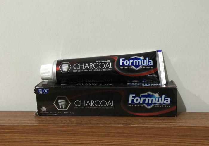 Formula Charcoal