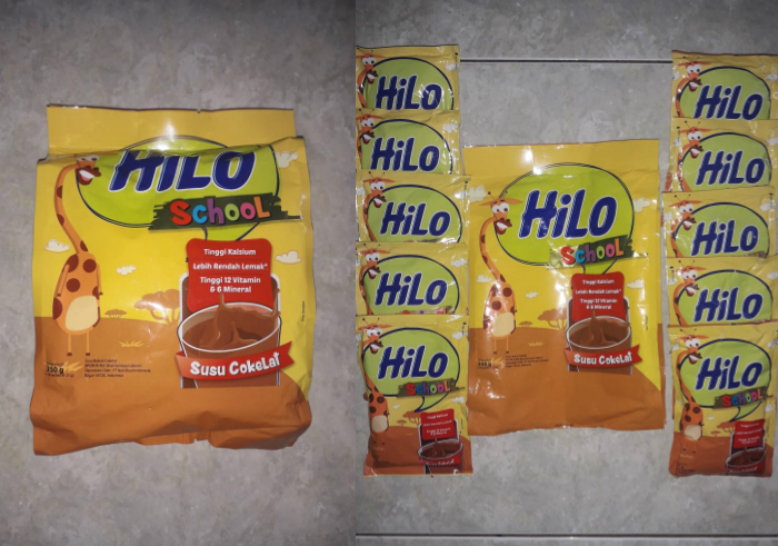 gambar review ke-2 untuk Hilo School Coklat