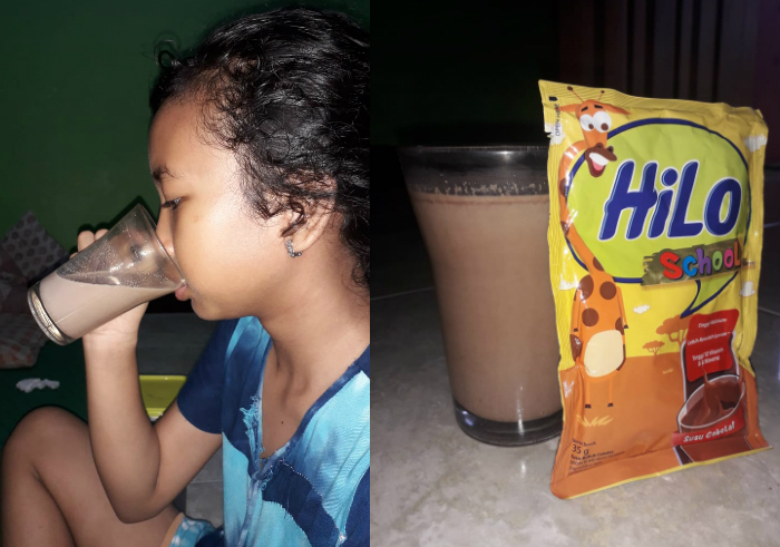 gambar review ke-1 untuk Hilo School Coklat