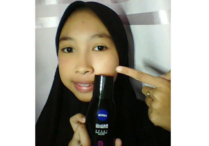 image review Nivea Micellair Black Xpert