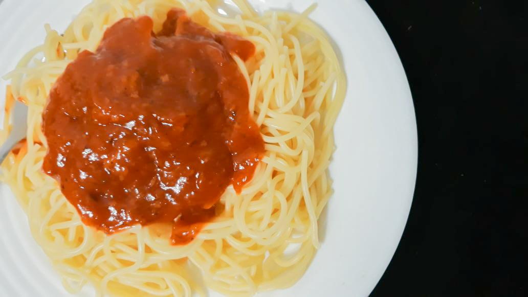 gambar review ke-5 untuk Del Monte Spaghetti Sauce
