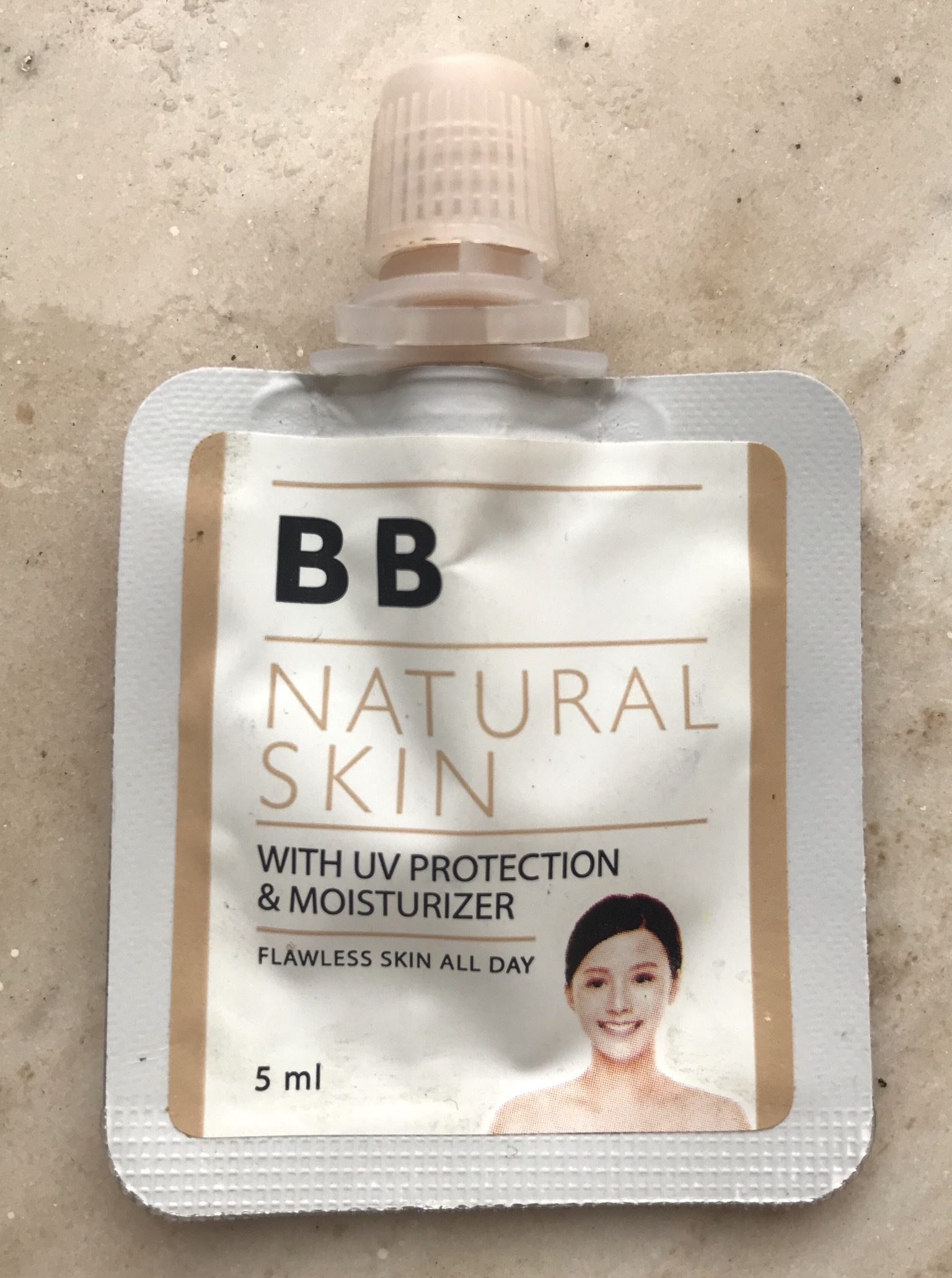 Brunbrun Paris BB Cream Natural