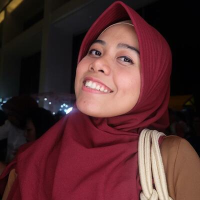 user Sarah Fadhilah